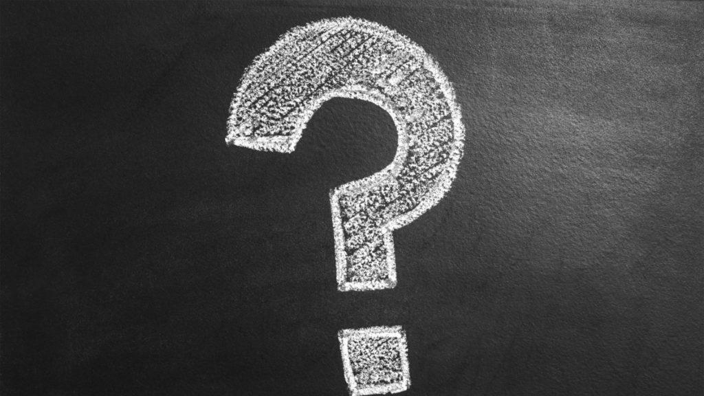 よくある質問6つ